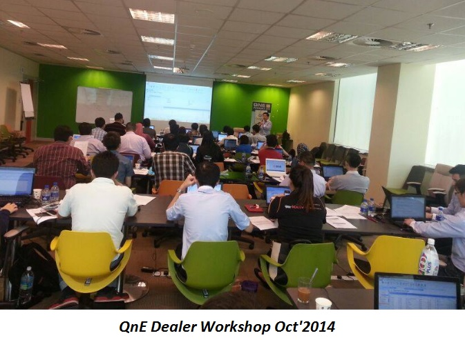 GST Event - QnE Dealer GST Workshop