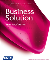 QnE Business Solutions - Inventory Version