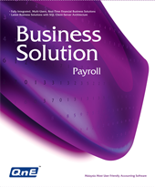 QnE Business Solution - Payroll