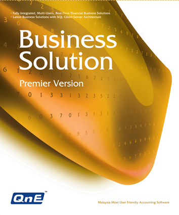 QnE Business Solutions - Premier Version