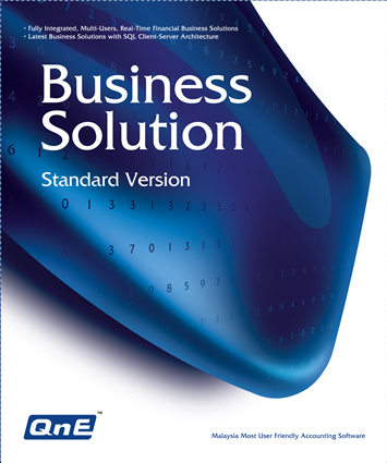 QnE Business Solutions - Standard Version