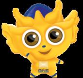 QnE Logo Mascott